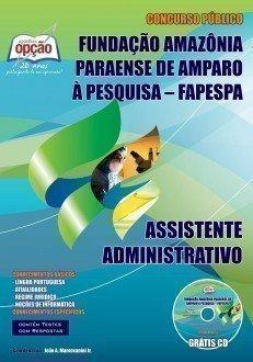 Apostila Assistente Administrativo - Concurso Fapespa