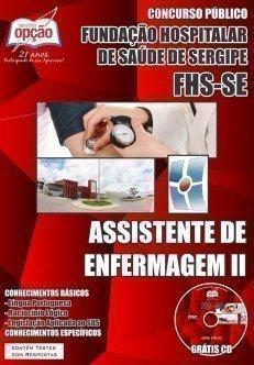 ASSISTENTE DE ENFERMAGEM II