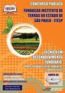 Apostila Técnico Em Desenvolvimento Fundiário - Concurso Fundação Instituto ...