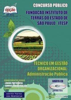 Apostila Técnico Em Gestão Organizacional (administração Pública) - Concurs...
