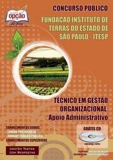 Apostila Técnico Em Gestão Organizacional (apoio Administrativo) - Concurso Fu...