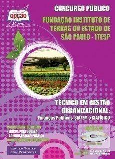 Apostila Técnico Em Gestão Organizacional (finanças Públicas) - Concurso Fun...