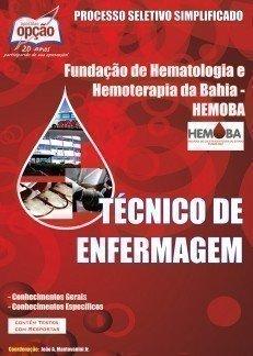 Apostila Técnico De Enfermagem - Concurso Hemoba