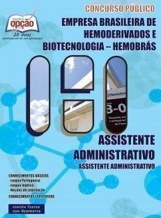 Apostila Assistente Administrativo (assistente Administrativo) - Concurso Hemobr...