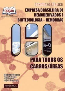 Apostila Comum A Todos Os Cargos/áreas - Concurso Hemobrás