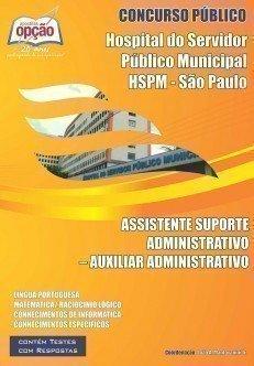 ASSISTENTE SUPORTE ADMINISTRATIVO - AUXILIAR ADMINISTRATIVO