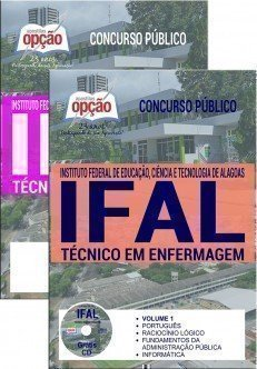 Apostila ifal TÉCNICO DE ENFERMAGEM