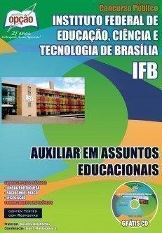AUXILIAR EM ASSUNTOS EDUCACIONAIS