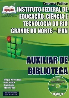 Concurso para tecnico administrativo do ifrn