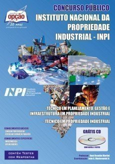 Apostila Téc. Em Planejamento G. E Infraestrutura / Téc. Em Prop. Industrial -...