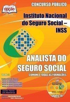 Apostila Analista - Conhecimentos Básicos - Volume Ii  - Concurso Instituto Nac...