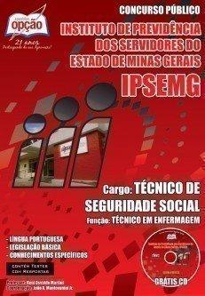TÉCNICO DE SEGURIDADE SOCIAL (TÉCNICO EM ENFERMAGEM)