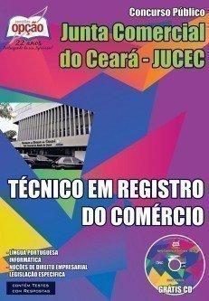 TÉCNICO EM REGISTRO DO COMÉRCIO