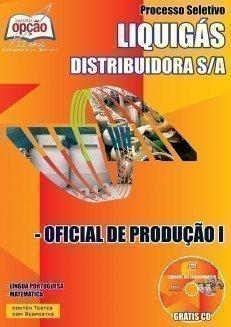 OFICIAL DE PRODUÇÃO I