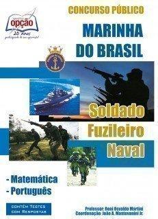 Apostila Soldado Fuzileiro Naval - Concurso Marinha Do Brasil...