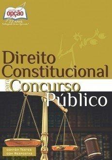 Apostila Direito Constitucional - Concurso Matérias Para Concursos Públicos...