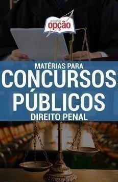 Apostila Direito Penal - Concurso Matérias Para Concursos Públicos...