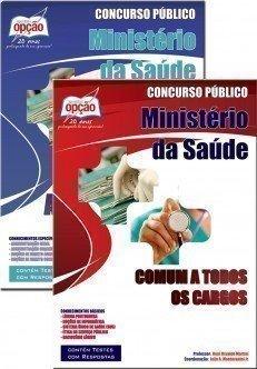 Apostila Administrador (jogo Completo) - Concurso Ministério Da Saúde...
