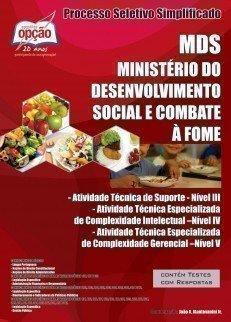 Apostila Processo Seletivo Simplificado - Concurso Ministério Do Desenvolviment...