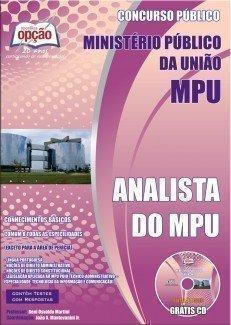 Apostila Analista Do Mpu - Concurso Ministério Público Da União - Mpu...