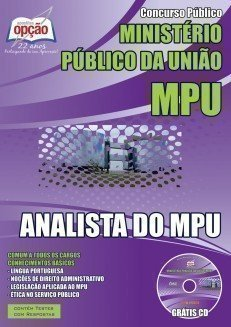 Apostila Concurso Analista do MPU 2015
