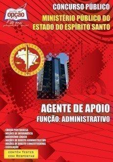AGENTE DE APOIO - FUNÇÃO: ADMINISTRATIVO
