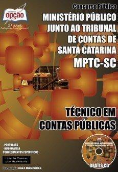 Ministério Público Junto ao Tribunal de Contas / SC