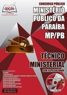 TÉCNICO MINISTERIAL - SEM ESPECIALIDADE