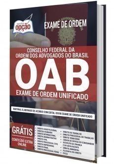 EXAME DE ORDEM (OAB)