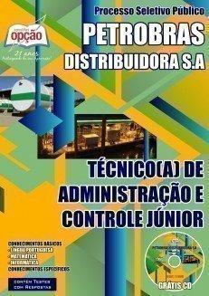 TÉCNICO (A) DE ADMINISTRAÇÃO E CONTROLE JÚNIOR