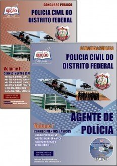Apostila PCDF - Polícia Civil Distrito Federal