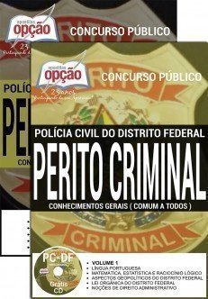 Concurso Policia Civil do DF - PCDF