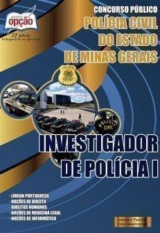 INVESTIGADOR DE POLÍCIA I