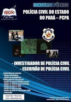 Apostila Investigador De Polícia Civil / Escrivão De Polícia Civil - Concurso...