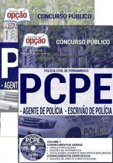 AGENTE DE POLÍCIA / ESCRIVÃO DE POLÍCIA