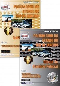 OFICIAL DE CARTÓRIO POLICIAL