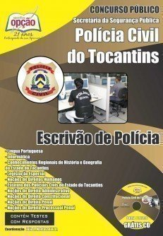 ESCRIVÃO DE POLÍCIA