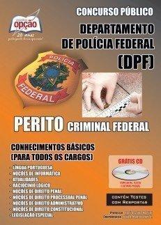 Apostila Perito Criminal Federal - Jogo Completo - Concurso Polícia Federal (pe...