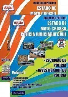 ESCRIVÃO DE POLÍCIA / INVESTIGADOR DE POLÍCIA