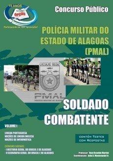 Apostila Soldado Combatente - Volume I - Concurso Polícia Militar / Al...