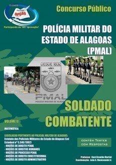 Apostila Soldado Combatente - Volume Ii - Concurso Polícia Militar / Al...