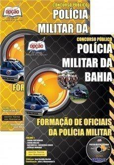 Apostila do concurso PMBA - Oficial Bombeiro Militar