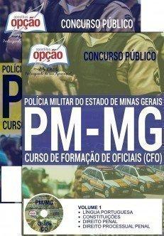 Apostila PMMG - CFO