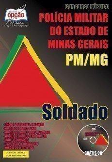 Apostila Soldado - Concurso Polícia Militar / MG (soldado)
