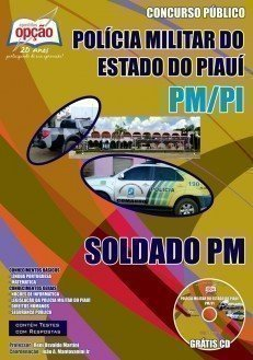 Apostila Soldado Da Polícia Militar - Concurso Polícia Militar / Pi...