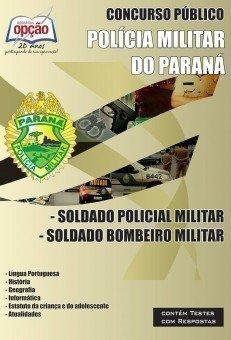 SOLDADO POLICIAL/SOLDADO BOMBEIRO MILITAR