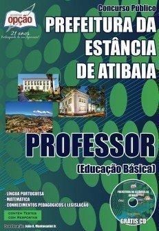 PROFESSOR (EDUCAÇÃO BÁSICA)