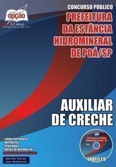 AUXILIAR DE CRECHE