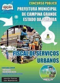 FISCAL DE SERVIÇOS URBANOS