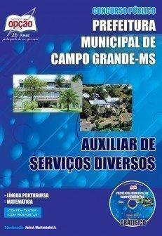 AUXILIAR DE SERVIÇOS DIVERSOS
